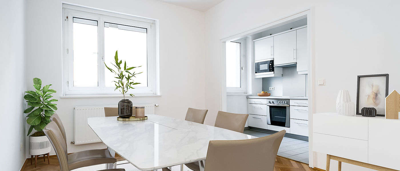 Exclusive rental apartments in the centre of Vienna
